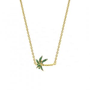 Palm Trees n Beaches- Malibu Necklace