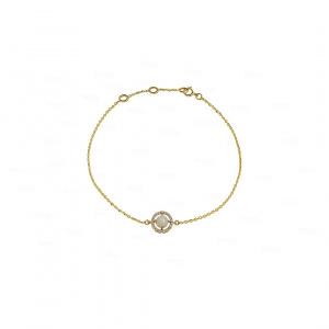 Diamond Opal Bracelet
