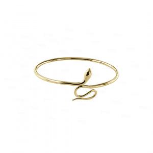 Serpent Bangle Bracelet