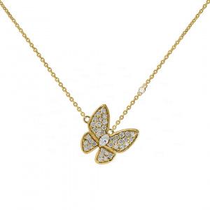 Papillon Charm Pendant