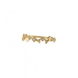 Diamond Stack Ring